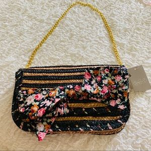 NWT Anthropologie Casselini Summer Bag